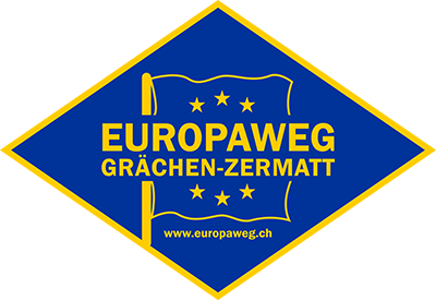 Europaweg: Grächen - Zermatt